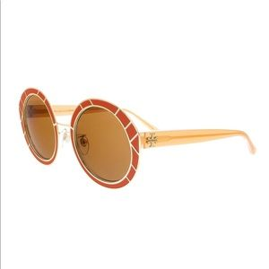 Like new Tory Burch Vintage 🍊 Round sunglasses